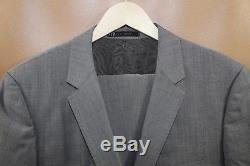 #114 Hugo Boss Super 110's Huge4/Genius3 Suit Size 40 R SLIM FIT