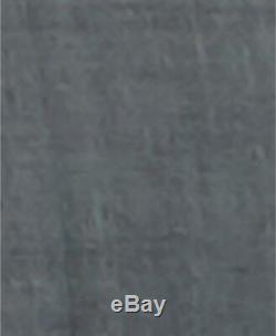 $1675 HUGO BOSS Men's SLIM FIT WOOL SUIT GRAY SOLID 2 PIECE JACKET PANTS 40L