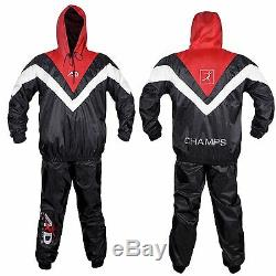ARD Champs Sauna Sweat Track Suit Weight loss Slimming Fitness