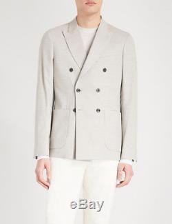 BNWOT Reiss'Paulo' Slim-fit Wool-Blend Mens Blazer Suit Jacket 38R