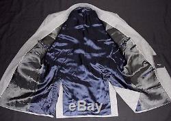 Bnwt Men's Paul Smith London Grey Slim Fit Suit 42r W36