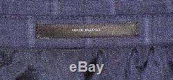 Bnwt Mens Paul Smith The London Navy Prince Of Wales Check Slim Fit Suit40r W34