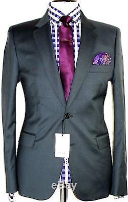 Bnwt Mens Paul Smith The Mainline London Dark Green Slim Fit Suit 38r W32