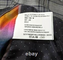BNWT Paul Smith London Mainline Mens Slim Fit Suit Check Mr Porter 38R W30 £995