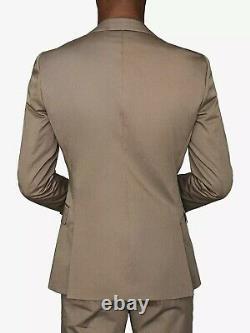 BNWT Reiss Class Cotton Blend Twill Suit Slim Fit RRP £365