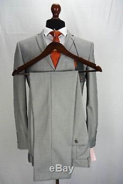 Ben Sherman Super Slim Fit Mod Suit 36 38 40 42 44 VB14