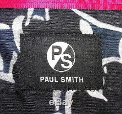 Bnwt Mens Paul Smith London Tailor-made 2018 Editoin The Ps Slim Fit Suit42r W36