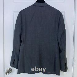 Bonobos Jetsetter Slim Fit Stretch Wool Blend 2 pc. Suit Men's Size 38R/W33