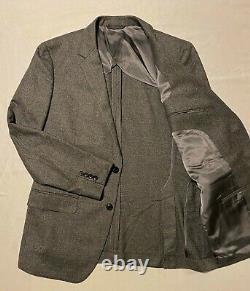 Bonobos Premium Fabric 3 Set Men's Suits (2pieces) Slim Pants 42R-34 EUC