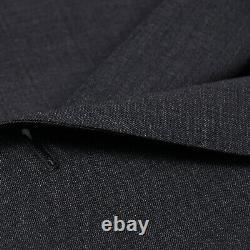 Brunello Cucinelli Slim-Fit Charcoal Gray Woven Wool Suit US 48R (Eu 58)