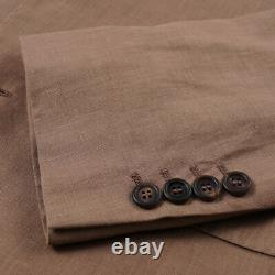 Brunello Cucinelli Slim-Fit Lightweight Linen-Wool-Silk Suit 46R (Eu 56)