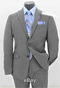 Calvin Klein Men's Grey Extreme X Slim Fit Suit $130.00 38R