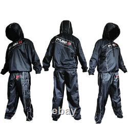FURI Heavy Duty Sauna Sweat Suit Track Suit Weight loss Slimming Boxing Gym