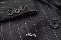 GIEVES & HAWKES Wool 2 Piece Suit £995 Mens Size 36 46 W30 Slim Fit Mr Porter