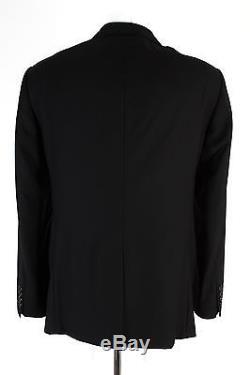 GUCCI Anzug Gr. 54 Reine Wolle Slim Fit Sakko Hose Business Suit Jacket Pants