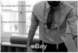 Green 3 Pieces Tweed Check Plaid Men's Vintage Suit Slim Fit Jacket Pants Vest