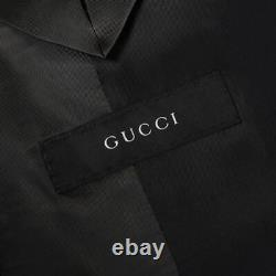 Gucci Suit Cord blue navy EU50 UK40 Charcoal Grey very good conditions RRP£1580