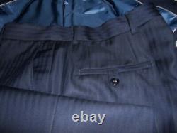 Hackett Mayfair Quality Fabric Recent Label Slim fit Suit Size UK 36REU46Rw30
