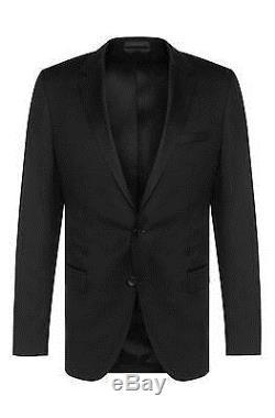 Hugo Boss Black Slim Fit Suit Size 38R