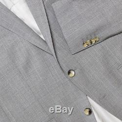 Hugo Boss Grey Check Slim Fit Suit UK46 Chest NEW WITH TAGS RRP £550
