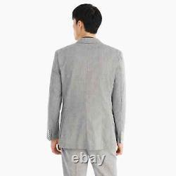 J. Crew Slim-Fit'Ludlow' Unstructured Lightweight Cotton-Linen Suit 38R 32x32