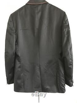 Luxury Mens Paul Smith Slim Fit Tuxedo Evening Dinner Suit 42r W34-36 L31