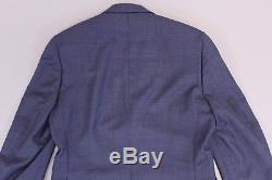 Lauren Ralph Lauren Men's Slim Fit Ultraflex Suit GG8 Blue Size 38S 32W