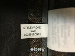 Ludlow Slim-fit unstructured suit jacket in English wool Item AO663 44R NWT