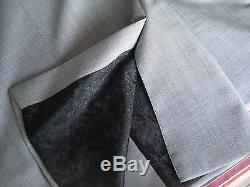 Mens Paul Costelloe Grey Tailored Suit Brand New Rrp £449 Slim Fit 36 Short