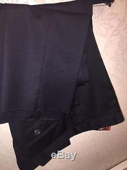 Men's Paul Smith Mainline Slim Fit Charcoal Mainline Suit Size 42 / 36