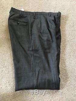 Mens Brioni Suit Slim Fit 38R