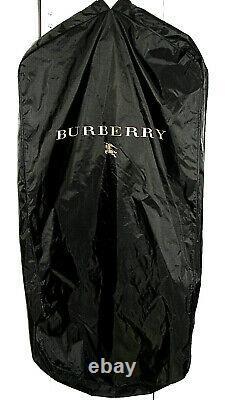 Mens Burberry Prorsum London Black Tuxedo Dinner Slimmer Fit Suit 42r W36 X L32