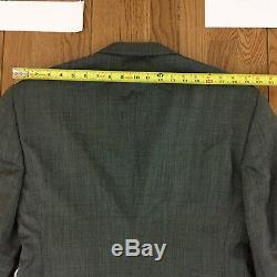 Mens Ralph Lauren Purple Label Extra Slim Fit Suit Jacket 40R