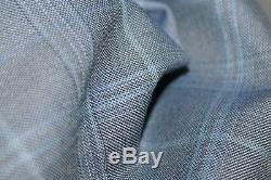 Mod Suit Skinhead Suit Slim Fit 8 Button Double Breasted Suit Dandy Suit 60's