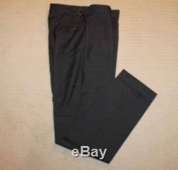 NEW Polo Ralph Lauren Custom Fit Modern Slim Fit Dark Gray Suit 40R