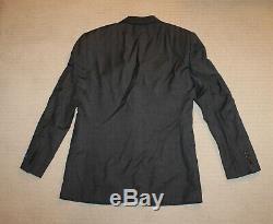 NEW Polo Ralph Lauren Custom Slim Fit Modern Gray Wool Suit 40R