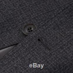 NWT $1995 BURBERRY LONDON'Stirling' Slim-Fit Gray Melange Wool Suit 40 R