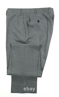 NWT $2195 CANALI 1934 Wool Suit 46 R (fits 44) 56 EU Grey Melange Slim Fit