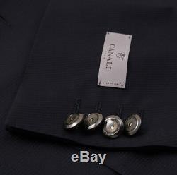 NWT $2395 CANALI 1934 3-Piece Midnight Blue Stripe Slim-Fit Suit 42 R (Eu 52)