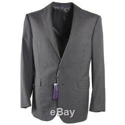 NWT $2995 RALPH LAUREN PURPLE LABEL Slim-Fit'Anthony' Wool Suit 42 R