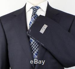 NWT CANALI 1934 Gray Wool 2 Button Slim/Trim Fit Suit Size 54/44 L Drop 7 $1795