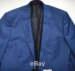 NWT HUGO Hugo Boss Red Label 2-button Slim Fit New Wool Luxurious Business Suit