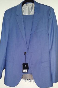 New Genuine HUGO BOSS Slim Fit Suit HUGE4 / GENIUS3 Size UK 38 / EUR 48 RRP £480