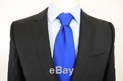 New Hugo Boss Black Extra Slim Fit Mens Two Piece Wool Suit Size 40R/34 x 29