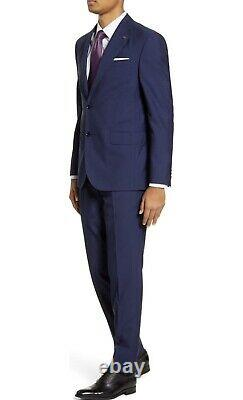 New Mens Ted Baker Jay Trim Fit Suit 36R X W29 MSRP $798