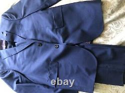 New Mens Ted Baker Jay Trim Fit Suit 42R X W35 MSRP $798