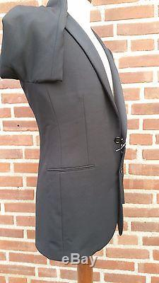 New Ralph Lauren Black Label men's Italian suit 2B Anthony slim fit 100%Wool 38R