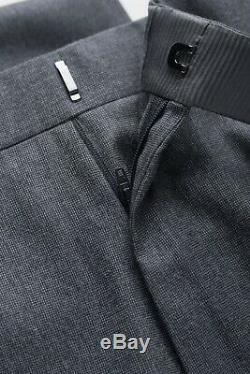 New TOM FORD O'Connor Gray Slim Fit Suit Wool US 44 R/ 54 R $5470 Fit Y