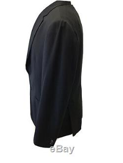 NewZegna Techmerino Turati Mens Drop 8 Slim Fit Wool Suit 46R 56R. $1,895