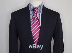 OZWALD BOATENG SAVILE ROW LUXURY DESIGNER SUIT HAND TAILORED SLIM FIT 40x32x31.5